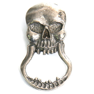 Hot Leathers Skull Sunglass Holder Pin