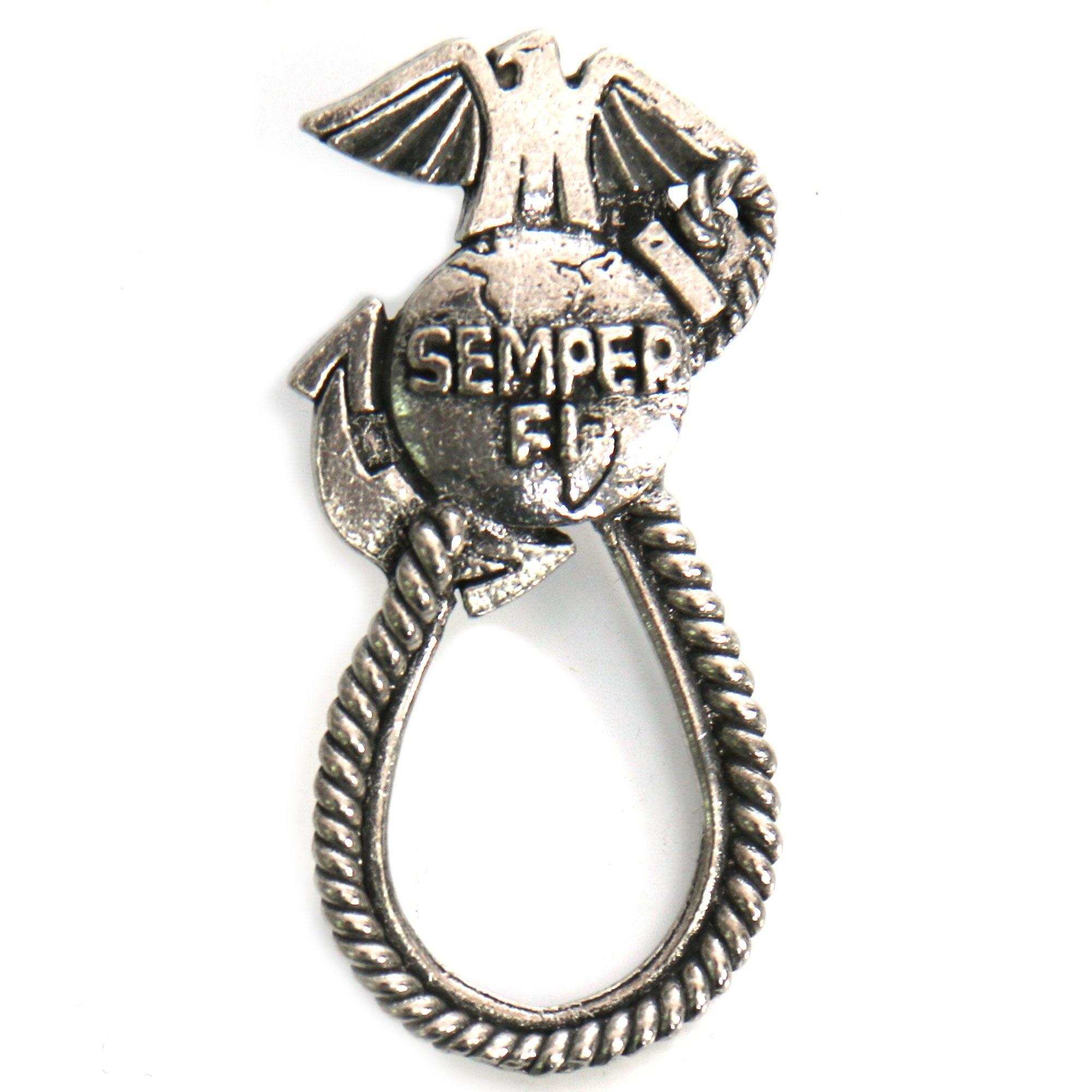 Hot Leathers Semper Fi Eyeglass Holder Pin