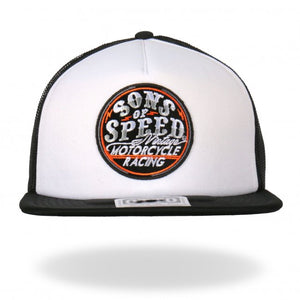 Official Sons of Speed Logo Snapback Hat