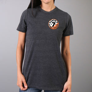 Official Sons of Speed 2019 Daytona Beach Lucky 7 Ladies Tee