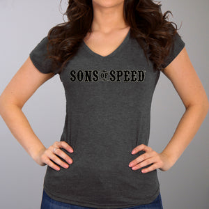Official 2019 Sons Of Speed Sturgis Race Ladies T-Shirt