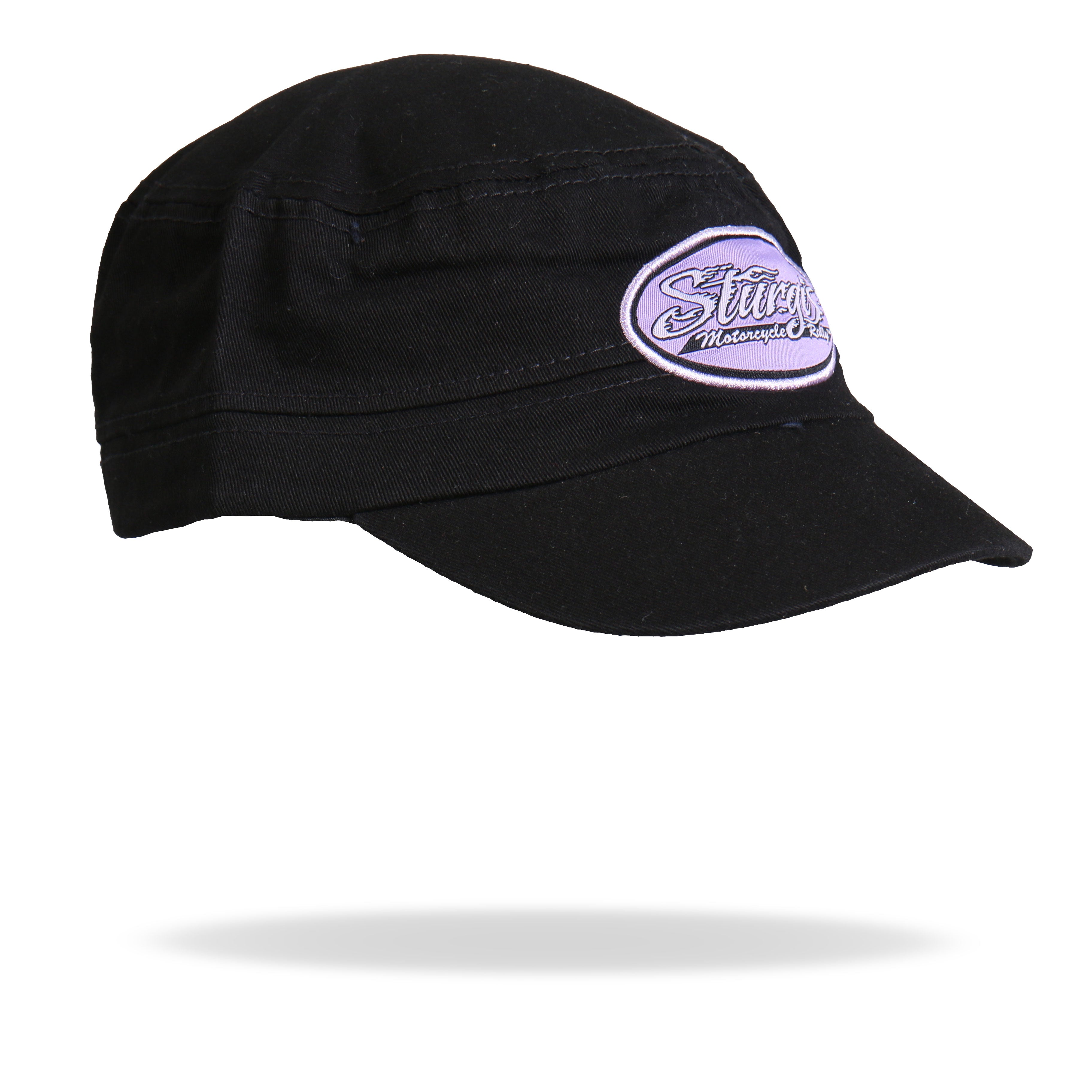Official Sturgis Motorcycle Rally Ladies Cadet Cap
