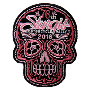 Official 2016 Sturgis Motorcycle Rally Poco Loco Patch
