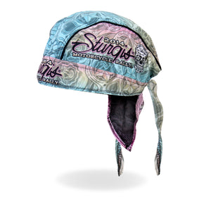 Official 2014 Sturgis Motorcycle Rally Sugar Skull Head Wrap