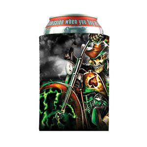 Official 2014 Sturgis Motorcycle Rally Wild Bill 1 Design Can Wrap