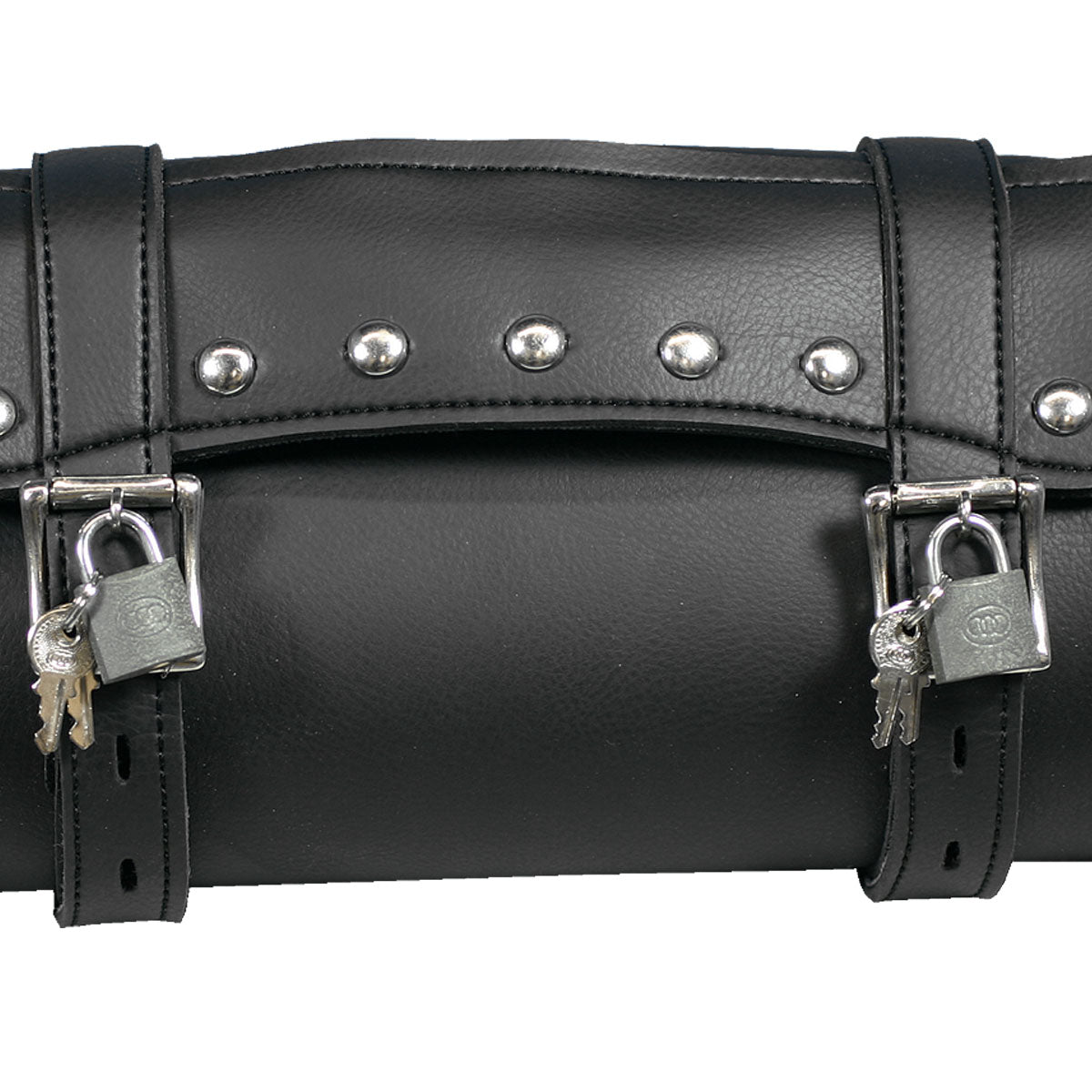 Hot Leathers Large PVC Tool Bag with Padlocks
