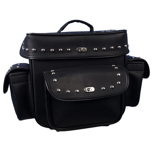 Hot Leathers Motorcycle Travel Bag