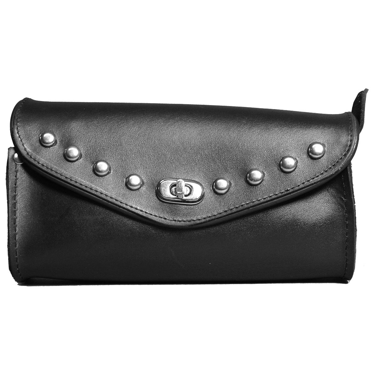 Hot Leathers PVC Windshield Bag w/Stud Detail