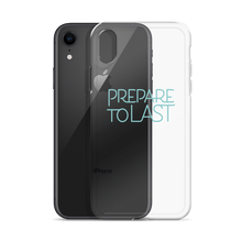 "Load image into Gallery viewer, ""Prepare To Last"" iPhone Case"