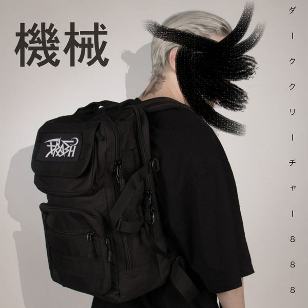 TRASH BACKPACK