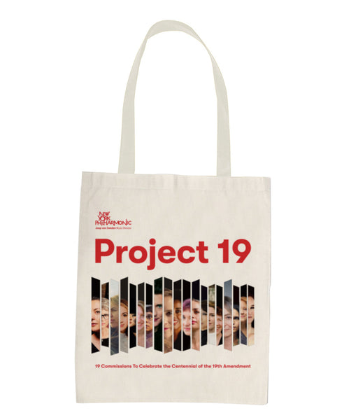 Project 19 Tote
