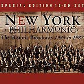 New York Philharmonic: The Historic Broadcasts 1923-1987
