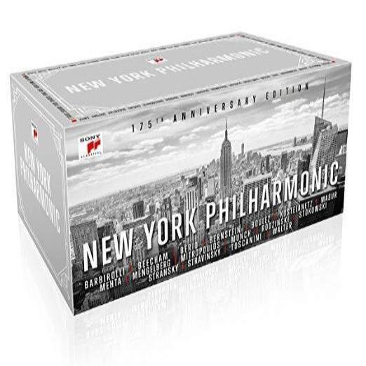 New York Philharmonic 175th Anniversary Edition Box Set