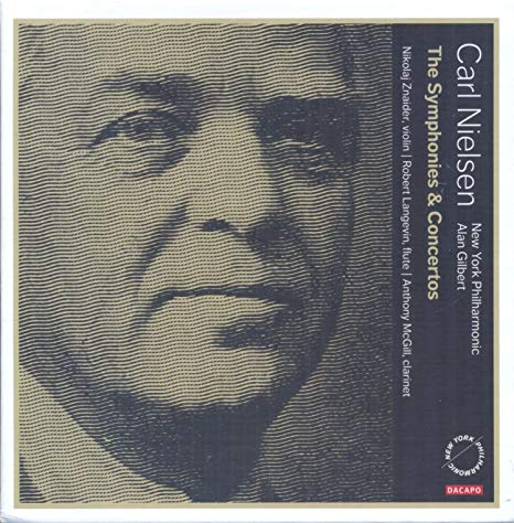 Carl Nielsen: The Symphonies & Concertos Box Set