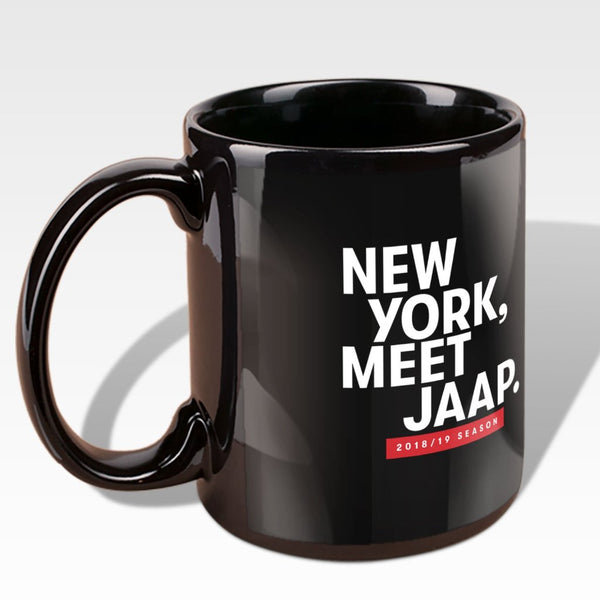 New York Philharmonic Meet Jaap Coffee Mug