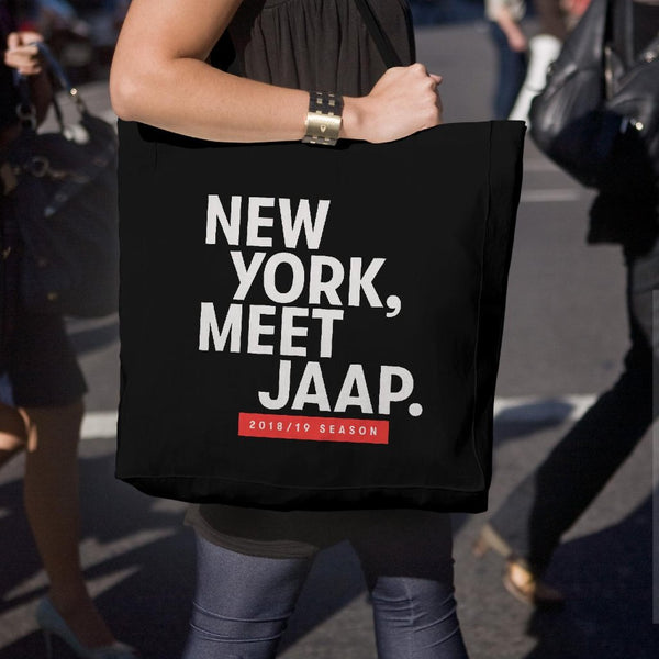 New York, Meet Jaap Tote Bag