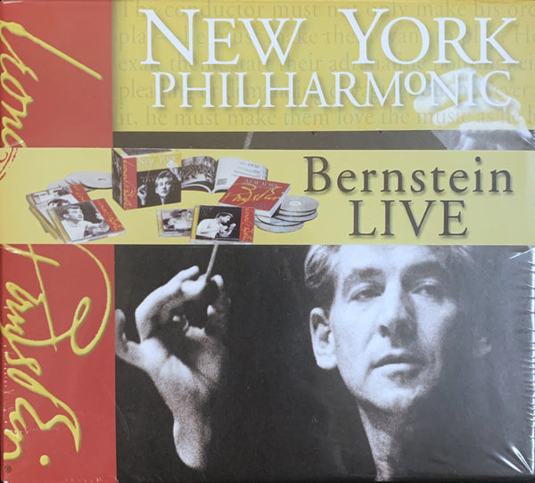 Bernstein Live Box Set