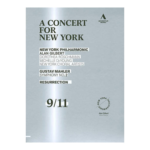 A Concert for New York DVD