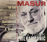 Kurt Masur at the New York Philharmonic, Volume 6