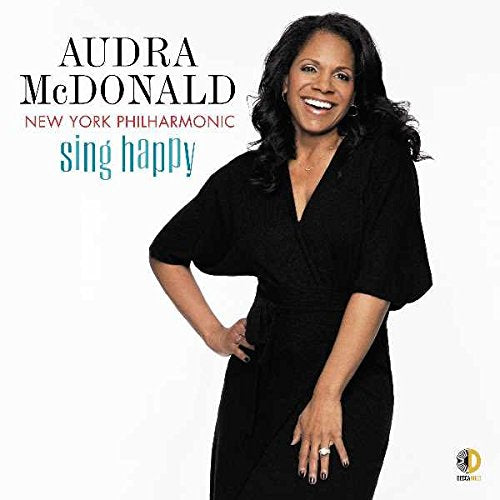Sing Happy - Audra McDonald/New York Philharmonic
