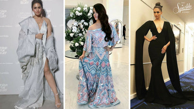 THE BEST LOOKS FROM CANNES 2018 BY DESI BEAUTIES