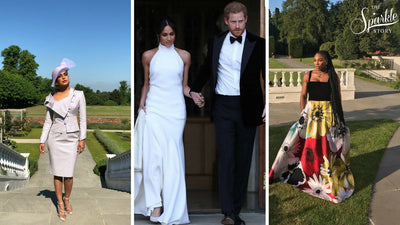 HERE'S WHAT EVERYONE WORE TO THE ROYAL WEDDING!
