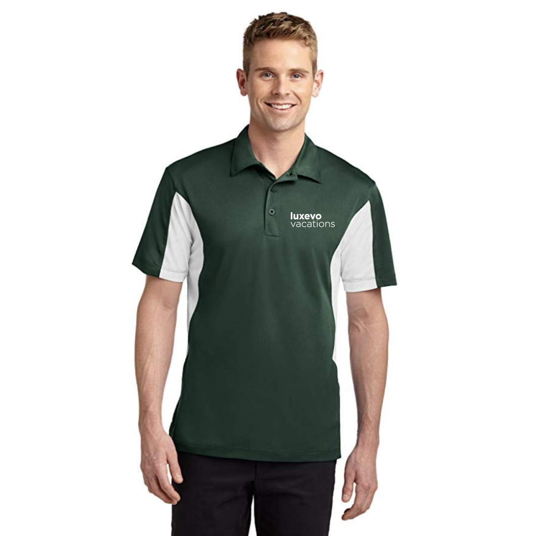 Official Luxevo Vacations Polo - Men's