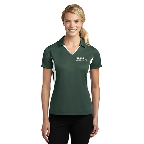 Official Luxevo Vacations Polo - Women's