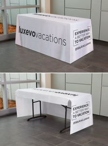 Trade-Show Tablecloth