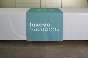 Trade-Show Table Runners