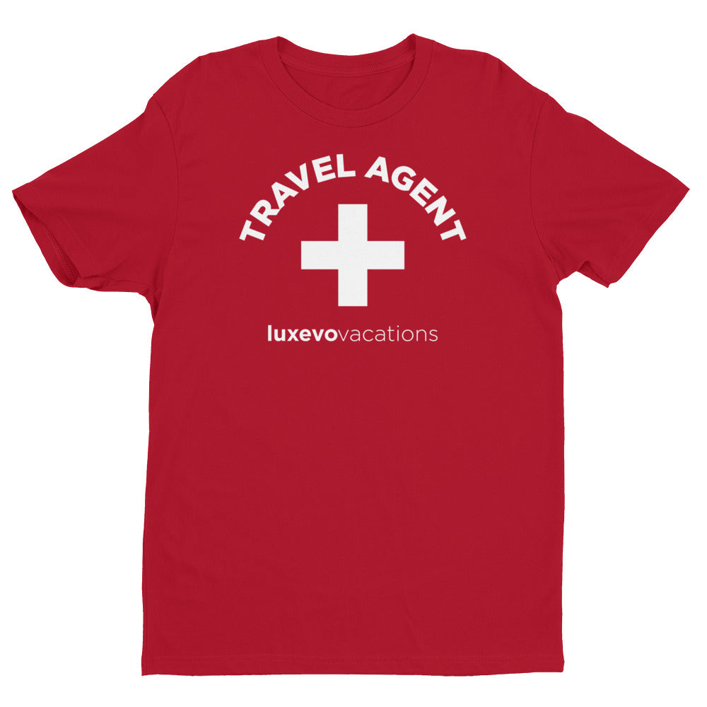 Travel Agent Guard Short Sleeve T-shirt