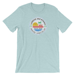 "Retro ""Travel More"" Unisex T-Shirt"