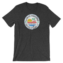 "Load image into Gallery viewer, Retro ""Travel More"" Unisex T-Shirt"