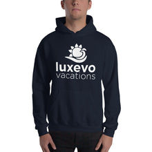 Load image into Gallery viewer, Sun & Rays Hooded Sweatshirt