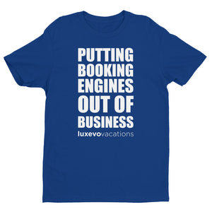 Booking Engines T-shirt