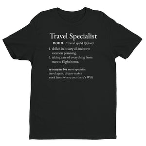 Travel Specialist Unisex T-Shirt