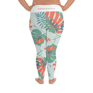 3 Day Training Intensive Leggings (Plus Size)