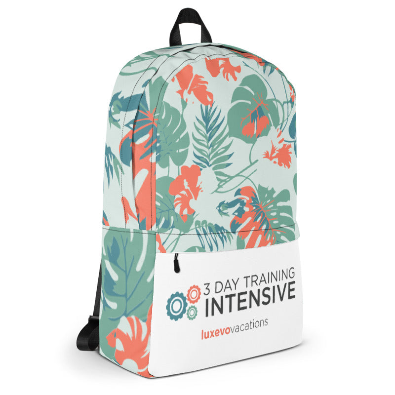 3 Day Training Intensive Backpack