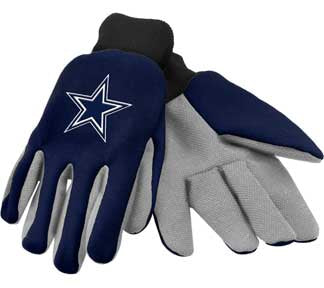 Youth football Cowboys Gloves