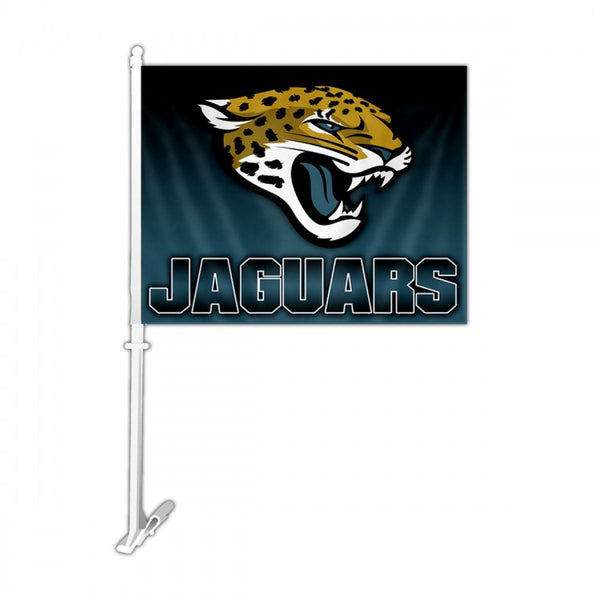 Jaguars Football Car flag