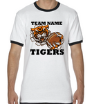 Youth Football Tigers