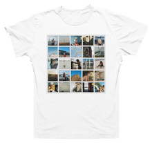 Load image into Gallery viewer, COORDINATES OFFICIAL GRID TEE