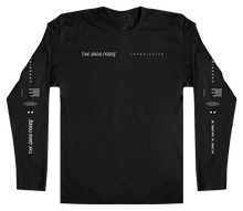 Load image into Gallery viewer, COORDINATES NEGATIVE BURN LONG SLEEVE TEE