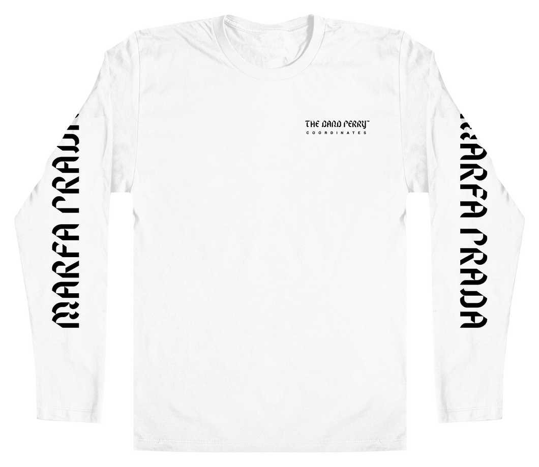 MARFA PRADA LONG SLEEVE TEE