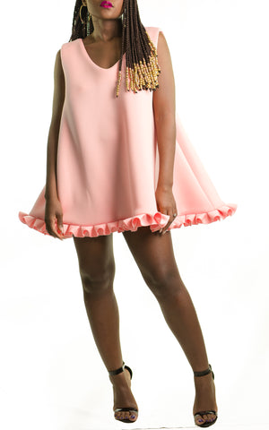 Pink Jelly Dress