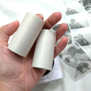 Paperang Printer Paperoll Sticky Semi-Trasparent Paper 3pcs (NOT FOR P2) Paperangprint