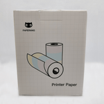 Paperang Printer Paperoll White Papers For Paperang C1(MAX) 3pcs Paperangprint