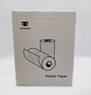 Paperoll Papers For Paperang C1(MAX) 3pcs - PAPERANGPRINT
