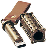 Amazon.com: Cryptex USB Flash Drive 32 GB, USB 3.0, Antique Gold: Computers & Accessories
