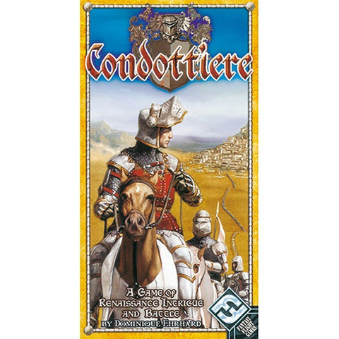 """CONDOTTIERE"" Is A Great Strategy Game For When The Kids Go To Bed - Mr.Canadian.Traveler"